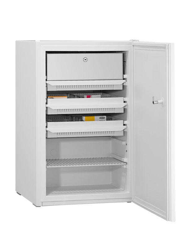MED-85 Medikamenten-Kühlschrank - KIRSCH - Zuverlässige Kühlung im ...