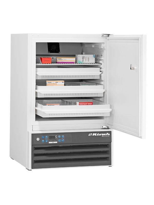 med100 pharmaceutical refrigerator kirsch  kirsch  ~ Kühlschrank Xl