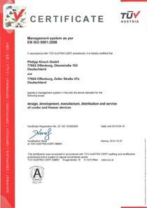 ISO 9001 EN 210