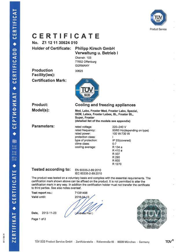 medical certificate model