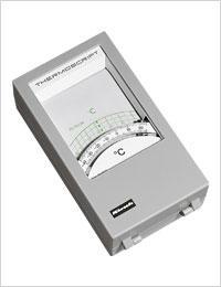 Temperaturschreiber